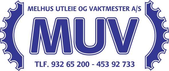 melhus utleie og vaktmester logo